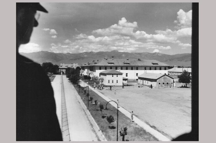 Fort Missoula MT Alien Detention Camp